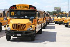 HISD Transportation Makes '100 Best Fleets' List for Third Consecutive Year