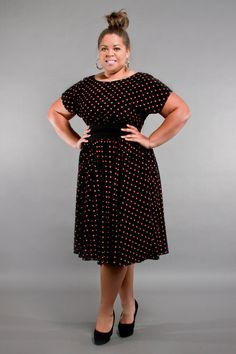 JIBRI Plus Size Queen of Hearts Dress by jibrionline on Etsy, $185.00