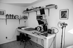 need a darkroom-- color too