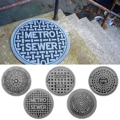 As long as the Chicago mat doesn't come scented like Chicago sewers...