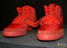"""Nike Air Yeezy 2 – """"Red October"""" 