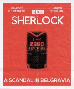 Sherlock Series 2 Posters - Sherlock Photo (36092450) - Fanpop ...