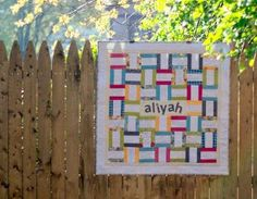 Words of Love Quilt | FaveQuilts.com