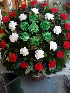 Megemlékezési ünnepi koszorú Plants, Plant, Planets