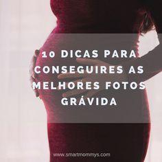 10 dicas para conseguires as melhores fotos grávida -