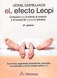 EFECTO LEOPI,EL  LEONEL CASTELLANOS  SIGMARLIBROS