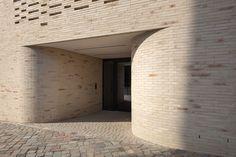 Brick Design, Architecture, Gallery, Building, Photograph, Home Decor, Image, Ideas, Arquitetura