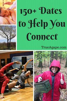 150+ Dates to Help You Connect