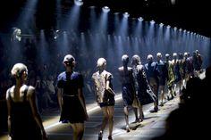 Lanvin Spring 2015 RTW – Backstage – Vogue
