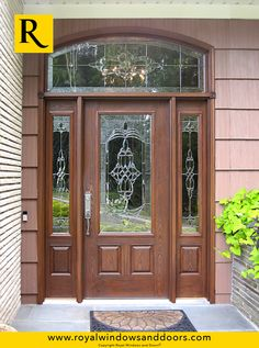 my work single entry door wood finish two side lites transom interior transom windows above – roomy window design glo european windows european Entry Doors With Glass, Exterior Doors, Door Design, Windows And Doors, Garage Doors, Indoor, Rustic, Contemporary, Long Island
