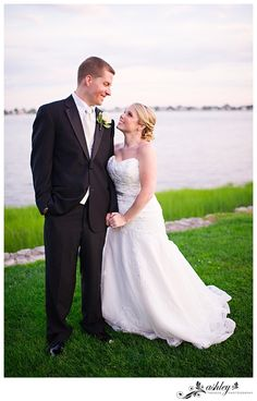 Inn At Longshore Wedding | Cathy and James
