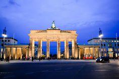 Berlin Sehenswürdigkeiten - Top10 Reisetipps - Berlin, Germany, Brandenburger…