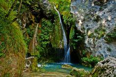 Armonia: Rio Urederra ( Urbasa ) by Juan Manuel Garcia Garcia on 500px