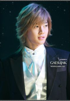 Kim Hyun Joong 김현중 ♡ long hair ♡ Kpop ♡ Kdrama ♡