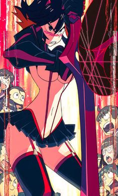 Read Chapter Honnouji Academy from the story The Innocent Bystander (PowerfulM!Reader x Kill La Kill) by with reads. Anime Neko, Kawaii Anime, Manga Anime, Accel World, Best Waifu, Anime Art Girl, Anime Comics, Assassin, Cute Art