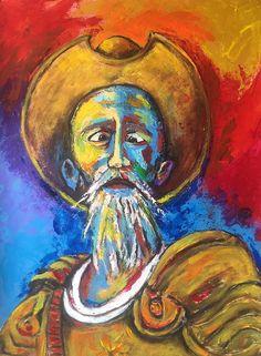 EL NIETO DE PANCHO: Y COMIENZA ASÍ Painting, Art, Grandchildren, Paintings, Art Background, Painting Art, Kunst, Performing Arts, Painted Canvas