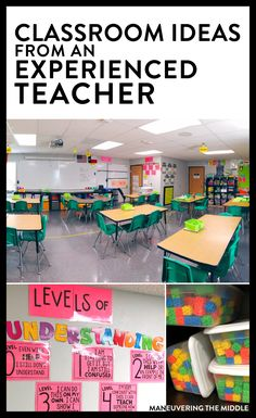 Enjoy a classroom tour from a teacher who has been teaching for 15 years. In this post, you will learn valuable classroom ideas for strategic set up. Math Classroom Decorations, Classroom Design, Classroom Organization, Classroom Management, Classroom Ideas, Class Management, First Year Teachers, New Teachers, Behavior Incentives