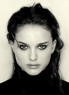 Natalie Portman her eyes are so stunningly intense!! Love her More