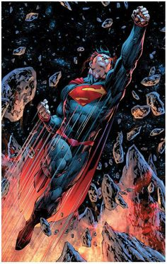 Superman by Jim Lee                                                       …