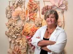 A Sculptural approach to the use of paperclay will be taught by Rebecca Hutchinson an installation artist and clay professor. Online Writing Courses, Boston Museums, Artistic Installation, Organic Matter, Paperclay, Art Google, Paper Art, Workshop, Sculpture