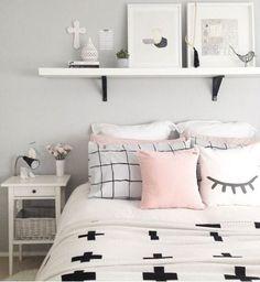 Συνδυασμοί του ροζ για υπνοδωμάτια   Jenny.gr