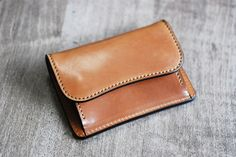 WILDSWANS TONGUE Horween Shell Cordovan