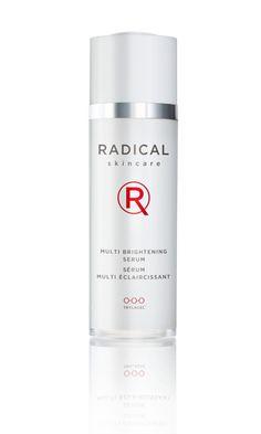 Multi Brightening Serum, Radical Skincare