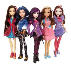 Descendants: Hasbro Doll Line & Giveaway!