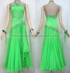 Inexpensive ballroom dancing clothes,big size ballroom competition dance apparel