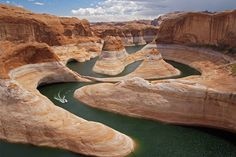 Glen Canyon, AZ: Want to rent a houseboat here!!!