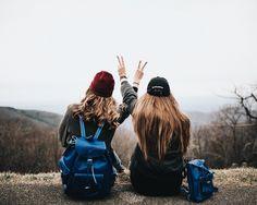 Adventure buddies for life x @hellogabrielle @jacob_buwalda