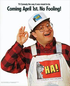 """""""HA! Coming April 1st"""" by Fred Seibert, via Flickr"""
