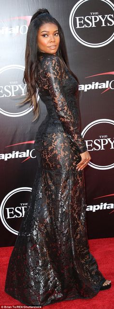 Ciara takes the plunge with new husband Russell Wilson at ESPY Awards