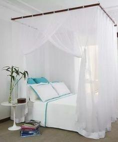 mosquiteiro de cama casal king
