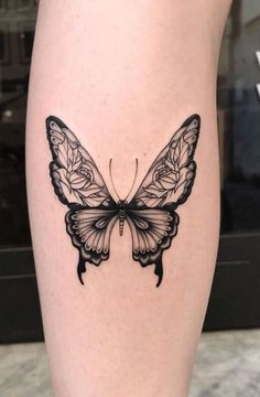 Schmetterling Tattoo - - butterfly tattoo tattoo for men for men meaningful for men on chest Unique Butterfly Tattoos, Butterfly Tattoo Meaning, Butterfly Tattoo On Shoulder, Butterfly Tattoo Designs, Unique Tattoos, Small Tattoos, Butterfly With Flowers Tattoo, Butterfly Hand Tattoo, Tattoo Shoulder