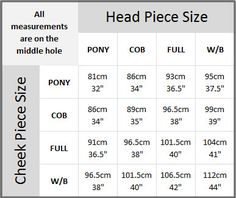 How to Measure - Snaffle Bridle | Flexible Fit Equestrian