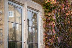 Steel 12mm Double Glazed Window with Applied Leads