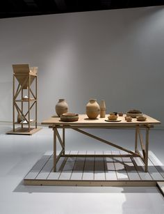 Design made of animal products on show in Formafantasma exhibition