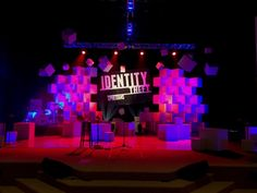 Bomb Heist from Mission Hills in Littleton, Co | Church Stage Design Ideas