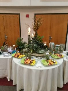 Spa party UCM by D.M Eich of Sodexo Catering