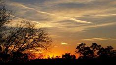 Arkansas sunset Nov 2014