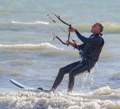 Kiteboarding - Presqu'ile Provincial Park, Brighton Ontario (Photo Credit: Gary McPherson) Brighton, Photo Credit, Ontario, Park, Parks