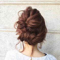 teenage hairstyles wedding Half Up Older Women Hairstyles, Cute Hairstyles, Wedding Hairstyles, Teenage Hairstyles, Pinup Hair Short, Medium Hair Styles, Short Hair Styles, Hair Arrange, Cool Haircuts