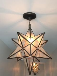 Haskell Stella Star Light- Moroccan Style
