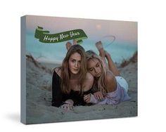 Stampa su tela Happy new year