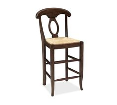 Napoleon® Chair | Pottery Barn. For Our Wine Bar
