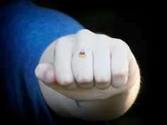 Candy Corn Tattoo  Halloween Tattoo  Candy Corn by SymbolicImports