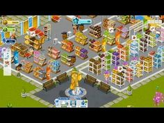 BIG Shopkeeper - gameplay - BIG Shopkeeper is a Facebook based social game, business management, simulation game, free to play on Facebook, from Pixel Federation.