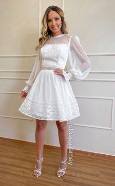 Races Fashion, Summer Fashion Outfits, Skirt Fashion, Fashion Dresses, Cute Dresses, Short Dresses, Girls Dresses, Formal Dresses, Simple Bridal Dresses