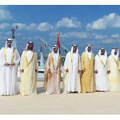 12/2/14 UAE 43rd National Day Flag-raising ceremony in Abu Dhabi PHOTO: abdullahbinkhusaif